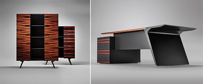 Фото Максимальный минимализм новых форм: коллекция PIGRECO от Луки Скакетти для проекта NAYADA «12 Архитекторов. Кабинеты»