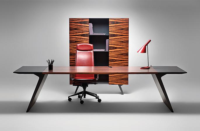 Максимальный минимализм новых форм: коллекция PIGRECO от Луки Скакетти для проекта NAYADA «12 Архитекторов. Кабинеты»