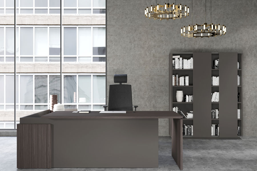 NAYADA представляет коллекцию мебели для руководителя Sense