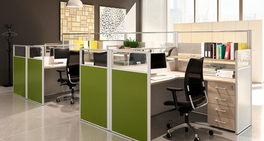 Фото Оптимизируем рабочее пространство для выхода сотрудников из карантина