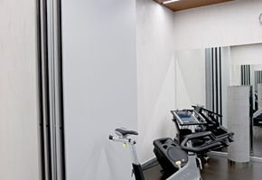 NAYADA SmartWall H5/H7 в проекте Pride Wellness Club